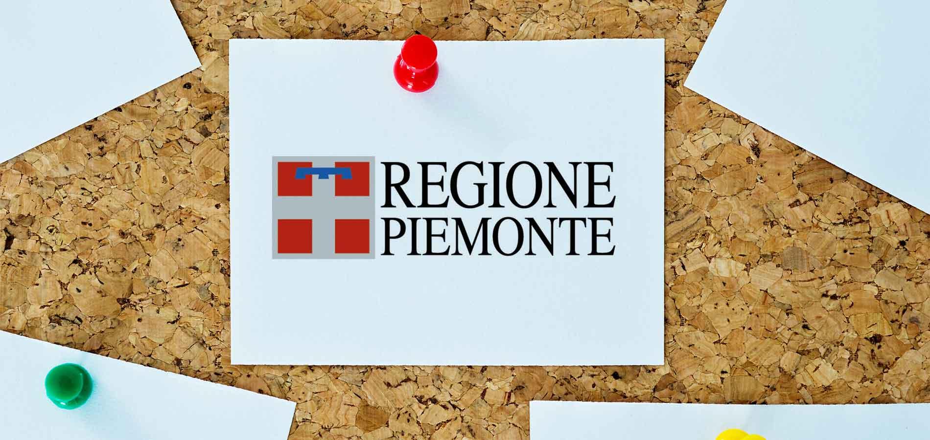 Bando Regione Piemonte per impianti fotovoltaici aziendali ed efficientamento